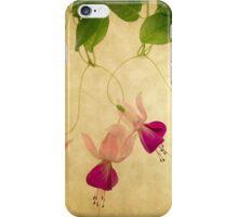 Fuchsia 1 iPhone Case/Skin
