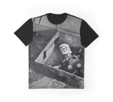 Clown Marionette Graphic T-Shirt