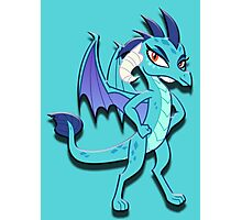 Princess Ember (My Little Pony) (W/V) Photographic Print