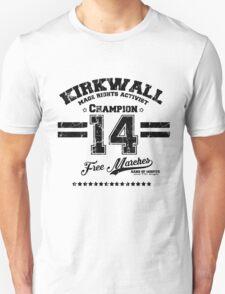 Pro Mage- Champion of Kirkwall Vintage Unisex T-Shirt