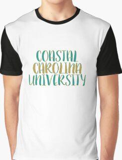 Coastal Carolina University Graphic T-Shirt