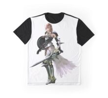 Lightning - goddess Outfit Graphic T-Shirt