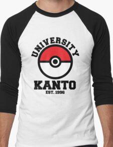 Poke University Men's Baseball ¾ T-Shirt