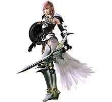 Lightning - goddess Outfit Photographic Print