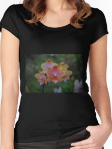 Cultured Affair Women's Fitted Scoop T-Shirt