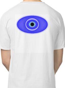 Gritty Hamsa Evil Eye Classic T-Shirt