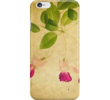 Fuchsia 3 iPhone Case/Skin