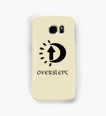 Sleep in Oblivion Samsung Galaxy Case/Skin