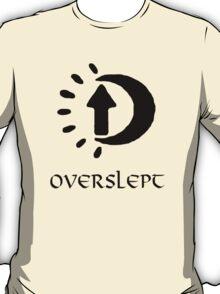 Sleep in Oblivion T-Shirt