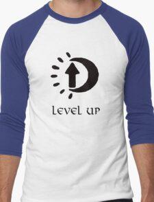 Oblivion Level Up II Men's Baseball ¾ T-Shirt