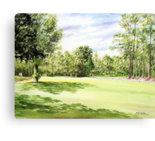 Perry Golf and Country Club Canvas Print