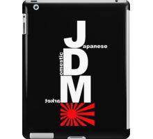 JDM Rising Sun (1) iPad Case/Skin
