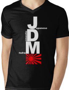 JDM Rising Sun (1) Mens V-Neck T-Shirt