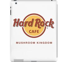 Hard Rock Cafe Mushroom Kingdom Mario iPad Case/Skin
