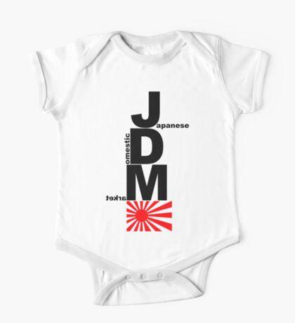 JDM Rising Sun (2) One Piece - Short Sleeve