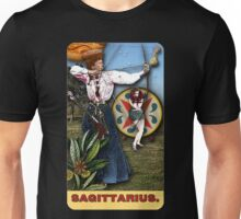 Sagittarius - from The Midway Arcana Unisex T-Shirt