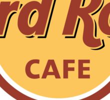 Hard Rock Cafe Hyrule Zelda Sticker