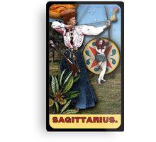 Sagittarius - from The Midway Arcana Metal Print