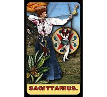 Sagittarius - from The Midway Arcana Photographic Print