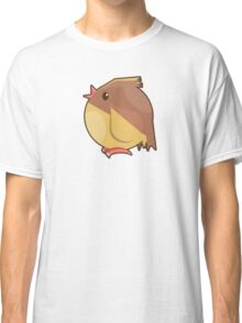 The Birb who TOOTS! Classic T-Shirt