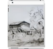 Old Shearing Shed, Forbes, NSW iPad Case/Skin
