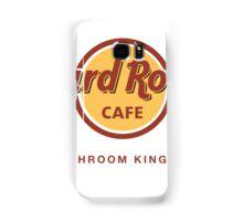 Hard Rock Cafe Mushroom Kingdom Mario Samsung Galaxy Case/Skin