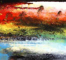 Bleary Horizon by StuartCraig