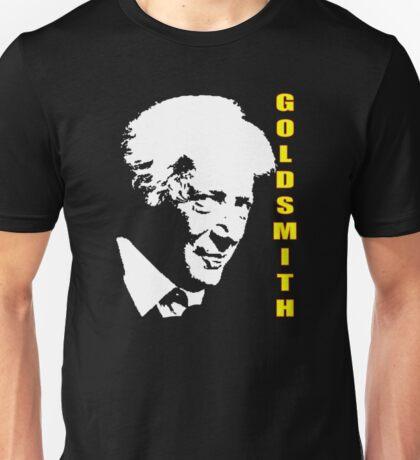 Jerry Goldsmith: Maestro series Unisex T-Shirt
