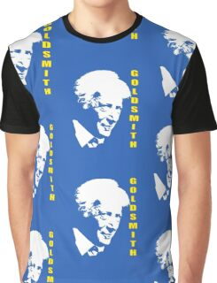 Jerry Goldsmith: Maestro series Graphic T-Shirt