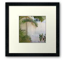 Hemingway's Home Framed Print