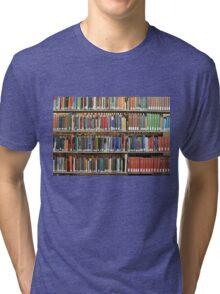 Library  Tri-blend T-Shirt
