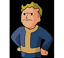 Vault Boy Photographic Print