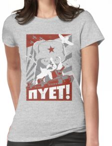 NYET Womens Fitted T-Shirt