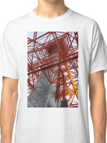Inside of Tokyo Tower Classic T-Shirt