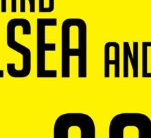 HILLARY CLINTON PRESIDENT 2016 BILL CHELSEA TIMBILL CHELSEA TIM KAINE Sticker