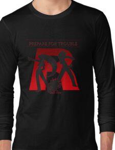 Pokemon - Team Rocket Long Sleeve T-Shirt