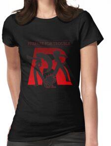 Pokemon - Team Rocket Womens Fitted T-Shirt