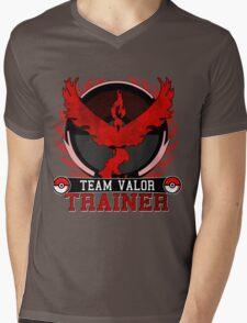 Team Valor - Pokemon Go Mens V-Neck T-Shirt