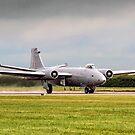 Canberra PR.9 XH134 G-OMHD by Colin Smedley