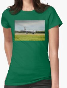 Canberra PR.9 XH134 G-OMHD Womens Fitted T-Shirt