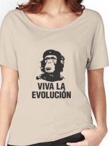 Viva La Evolucion Women's Relaxed Fit T-Shirt