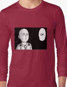 one punche man Long Sleeve T-Shirt