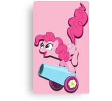 Pinkie Pie (My Little Pony)  Canvas Print