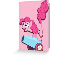 Pinkie Pie (My Little Pony)  Greeting Card