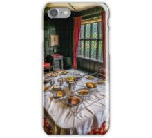 Victorian Dining iPhone Case/Skin