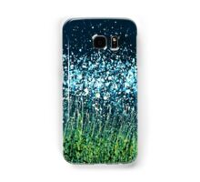 Night Flowers Samsung Galaxy Case/Skin