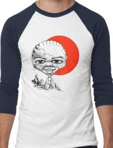 Let me smile Men's Baseball ¾ T-Shirt