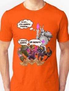 Los Primos Tanque Unisex T-Shirt