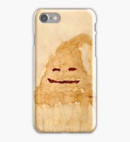 Coffee Art - Sorting Hat iPhone Case/Skin