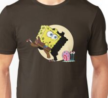 Sponge Tintin Unisex T-Shirt